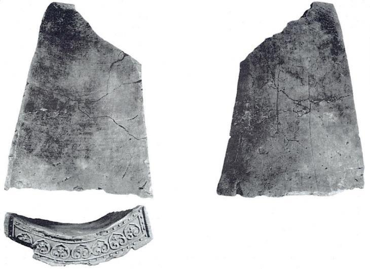 貝の内遺跡出土下総国分寺出土瓦