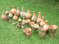 須釜遺跡出土土器