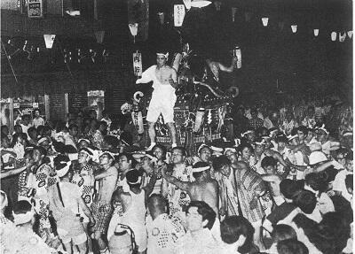 写真:昭和48年夏祭り