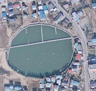 写真:昭和50年空中写真