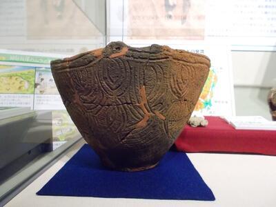 神明貝塚鉢形土器