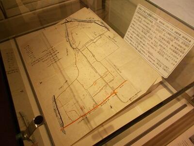 樋籠村絵図