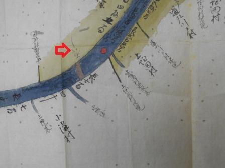 古隅田川絵図
