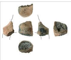 神明貝塚の土偶