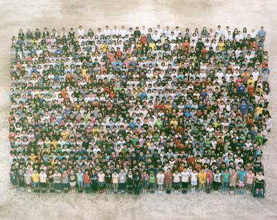 平成23年 創立140周年記念の航空写真5