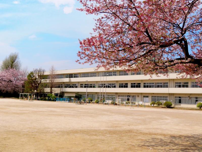内牧小学校バーチャル背景