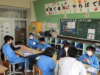5、6組 社会 地理 日本一周すごろく