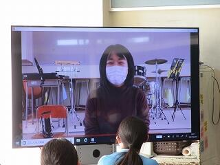 転退職された先生方のビデオメッセージ