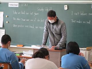3年3組 英語 Lesson2c