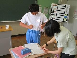 5、6組 算数・数学 個別課題学習