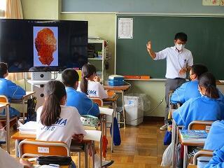 1年2組 社会 歴史 中国文明