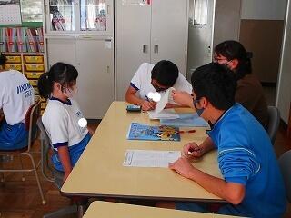 5、6組 個別課題学習