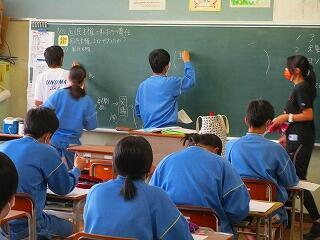 3年3組 社会 公民 日本国憲法 国民主権について