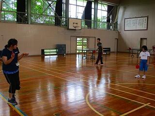 5、6組 保健体育 卓球