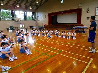 2年1組 保健体育 卓球