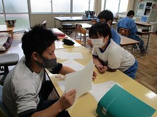 5、6組 都道府県について学習
