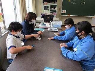5、6組 社会 都道府県カルタ