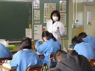 3年1組 理科 日本の地形の特徴と自然の恵み・災害
