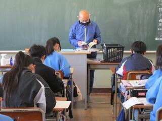 1年2組 国語 期末テスト対策