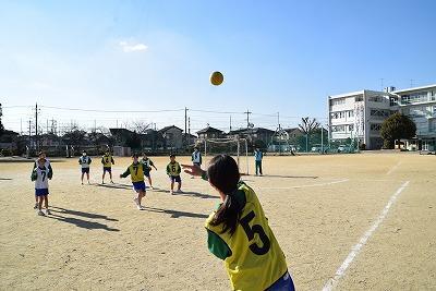 中 ハンドボール 2020 春