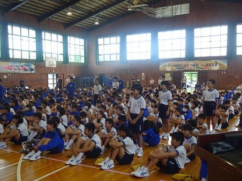 ブログ 大沼 中学校