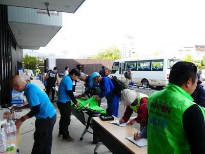 令和元年東日本台風被害 災害ボランティアセンターの運営