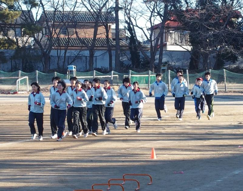9e04345881 今年の銚子駅伝は、1月14日開催ということで、なんと2年生のホワイトスクールに重なってしまいました。そこで、例年とは違い、3年生の力も借りて出場をする予定  ...