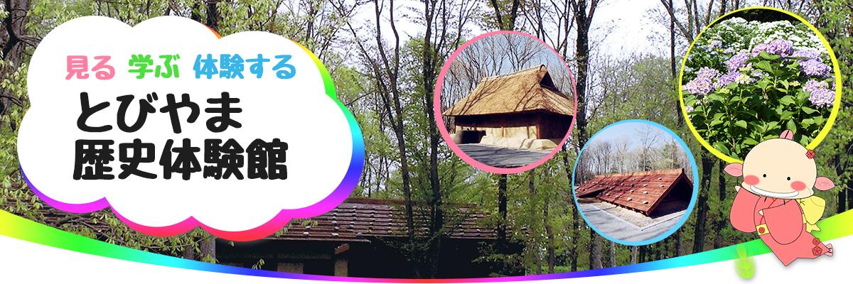 飛山城史足跡公園 とびやま歴史体験館